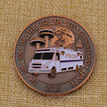 Customize Metal Nypd 60 Pct Sqd Coin for Collection