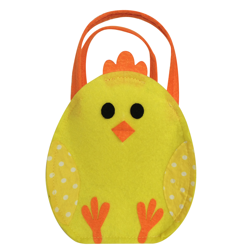 Easter Chick Modeling Gift Bag