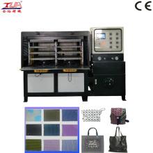 KPU bolsa cubierta / máquina de moldeo superior de moldeo hidráulico