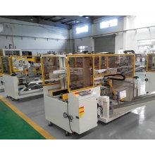 Automatische Box Erektor Maschine für Karton Erektion