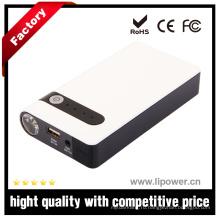 CE FCC ROHS батарея автомобиля стартер стартера 8000mAh многофункциональный стартер с портативным заряжателем автомобиля