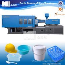 Automatic Plastic Injection Molding Machinery