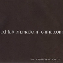 100% sarga fina de algodón orgánico (QDFAB-8644)
