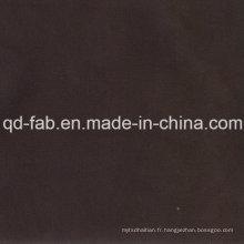 Toast fin 100% biologique en coton (QDFAB-8644)