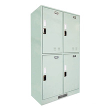 Hospital Steel Proximity Sensor Lock Wardrobe