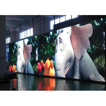 Indoor Lightweight UHD LED Display Wall Mounting Screen