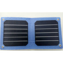 2016 New Item Best Sale 6V 6W 1mm thickness Solar Mobile Charger in Lowest Cost
