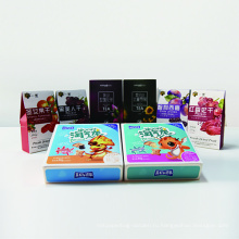 Коробка подарочной упаковки еды необычного дизайна