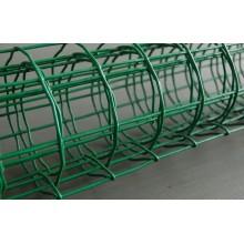 PVC-Coated Euro Mesh Fence