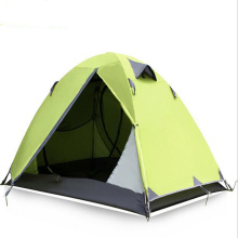 New Travelling/Camping/Outdoor Tent Double Layer 3-4person Waterproof