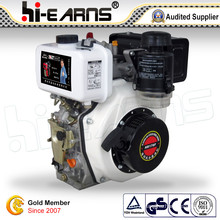 6HP Diesel Engine White Color (HR178F)