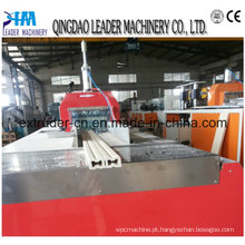 Linha de produção de madeira do perfil da espuma do PVC WPC