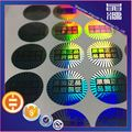 Popular 3D Anti-fake Holographic Sticker Label