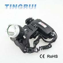 Lampe frontale multifonctionnelle à haute qualité avec stroboscope