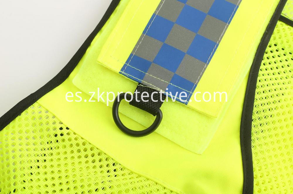 Safety Jacket D Ring