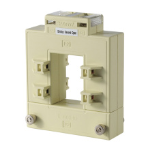 Electricity renovation project  open current transformer