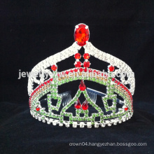 New Arrival Wedding Bridal Hair Pageant Tiaras Crown for Sale
