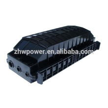 Câble optique 3in3out 96 cores fibre optique Fermeture épissure, type horizontal FOSC fabriqué en Chine
