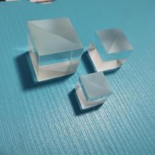 Oprtical glass 15*15*15mm split ratio 50/50 beamsplitter