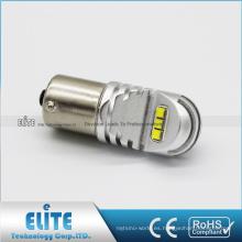 F1 Signal Lamp 1156 Luz de respaldo LED High Power White Beam 30W 12V-24V 750LM Piezas