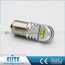 Lâmpada de Sinal de F1 1156 Back-up de luz LED de Alta Potência Feixe Branco 30 W 12 V-24 V 750LM Peças