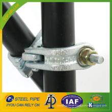 48.3 * 48.3 BS1139 Acoplamento giratório de aço galvanizado