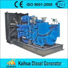 600kw Diesel Generator sets power by original perkins engine,4006-23TAG2A