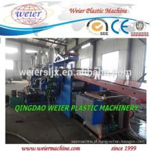Máquina de plástico PP PE folha plástica da extrusão máquinas
