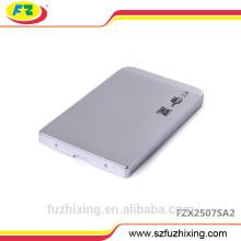 Disco de disco duro externo SATA de 2,5 pulgadas con USB 2.0