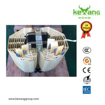 Transformateur de tension à facteur 3 facteur K de 350kVA personnalisé