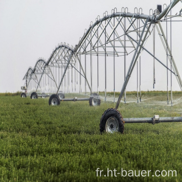 IRRIGATION DU PIVOT DU CENTRE HAUTE PERFORMANCE