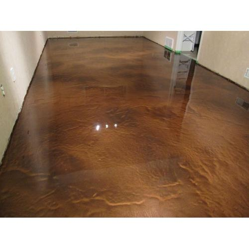 Walkway Metallic Floor Epoxy