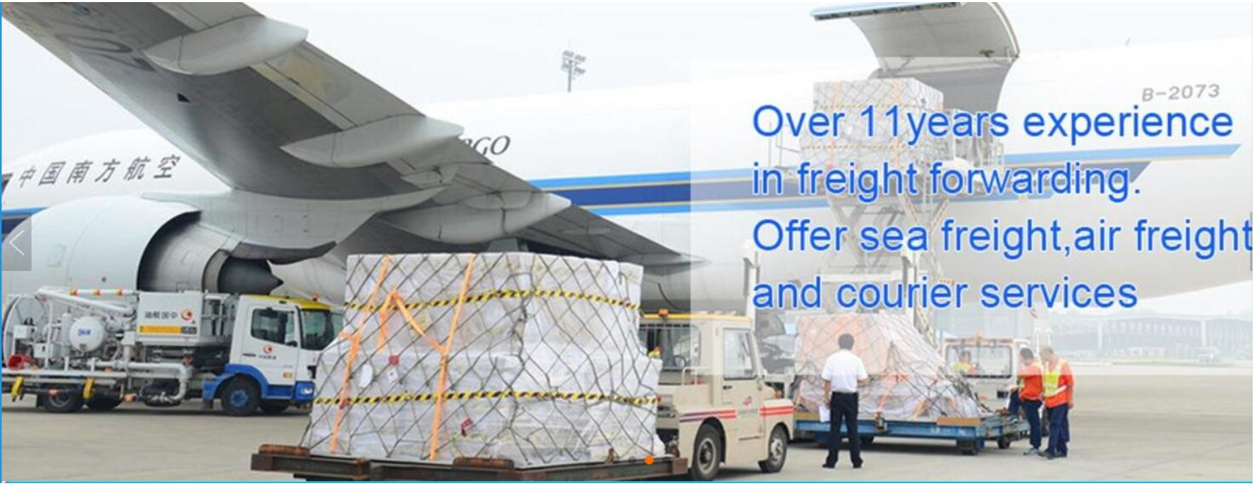 Project forwarding service