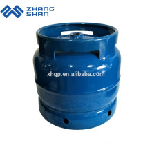 Production Line 6kg Small Size LPG Gas Cylinder Safely Tested
