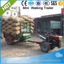 acoplado del remolque de la granja / remolque del volquete del tractor / remolque del equipo de la agricultura en venta