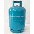 Conteneur de réservoir de bouteille de gaz LPG de la norme ISO 4.5KG pour le Zimbabwe