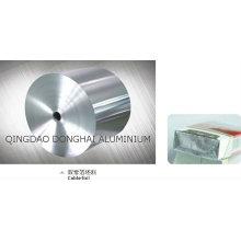 Embalaje del cigarrillo del papel de aluminio