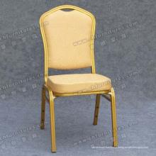 Chaise de dîner durable de couleur vive (YC-ZL07-09)