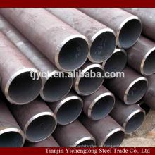 tubos de caldera de acero sin soldadura 20G ASTM A106B / C ST52