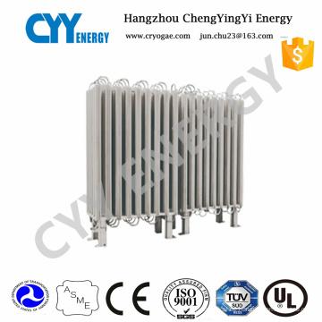 Lox Lin Lar Hochdruck Umgebungsluft Vaporizer Gas Vaporizer