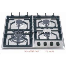 4 Burner Sabaf 2ND Gen Stainless Steel Gas Hob