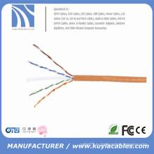 Cat6 UTP кабель LAN Cat6 сетевой кабель 305M