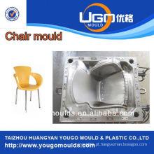 2013 novos produtos para novo design plástico café cadeira mold em taizhou China