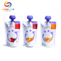 BPA Free Baby Squeeze Pouches Reusable