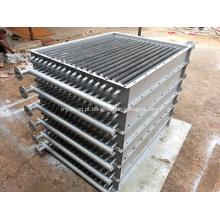 Motor de ventilador de radiador de barbatana de tubo de cobre