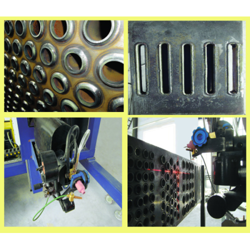 Automatic Tube-Plate Welding Robot