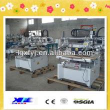 Horizontal-lift xf-5070 flat precision silk screen printing machine price