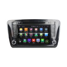 2 Din for Skoda Octavia Steering Wheel Android