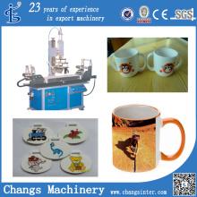 St2018 Heat (hot) papel de aluminio Press Printing en venta