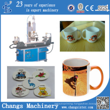 Yz Series Custom Hot Foil Rubber Metal Stamping Printing Machine at Home Price